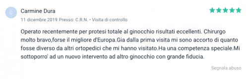 Protesi anca Milano